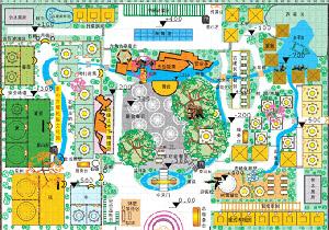 泰安云海生态园生态餐厅设计-山东生态园设计生态园设计