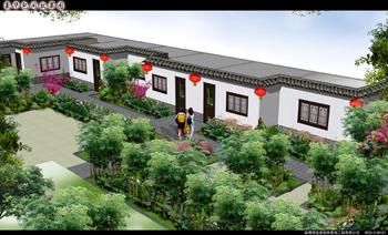 山东生态园设计之济南生态园设计