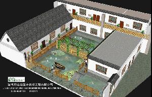 山东生态园设计之泰安生态园设计